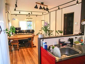 戸建フルリフォーム 過ごしやすい二世帯住宅へフルリフォーム