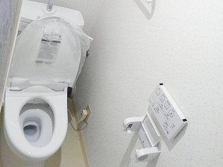トイレリフォーム 夜間の使用も安心なトイレ増築リフォーム