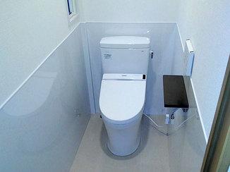 トイレリフォーム 2階へのトイレ増設と内装リフォームで高齢でも住みやすい家